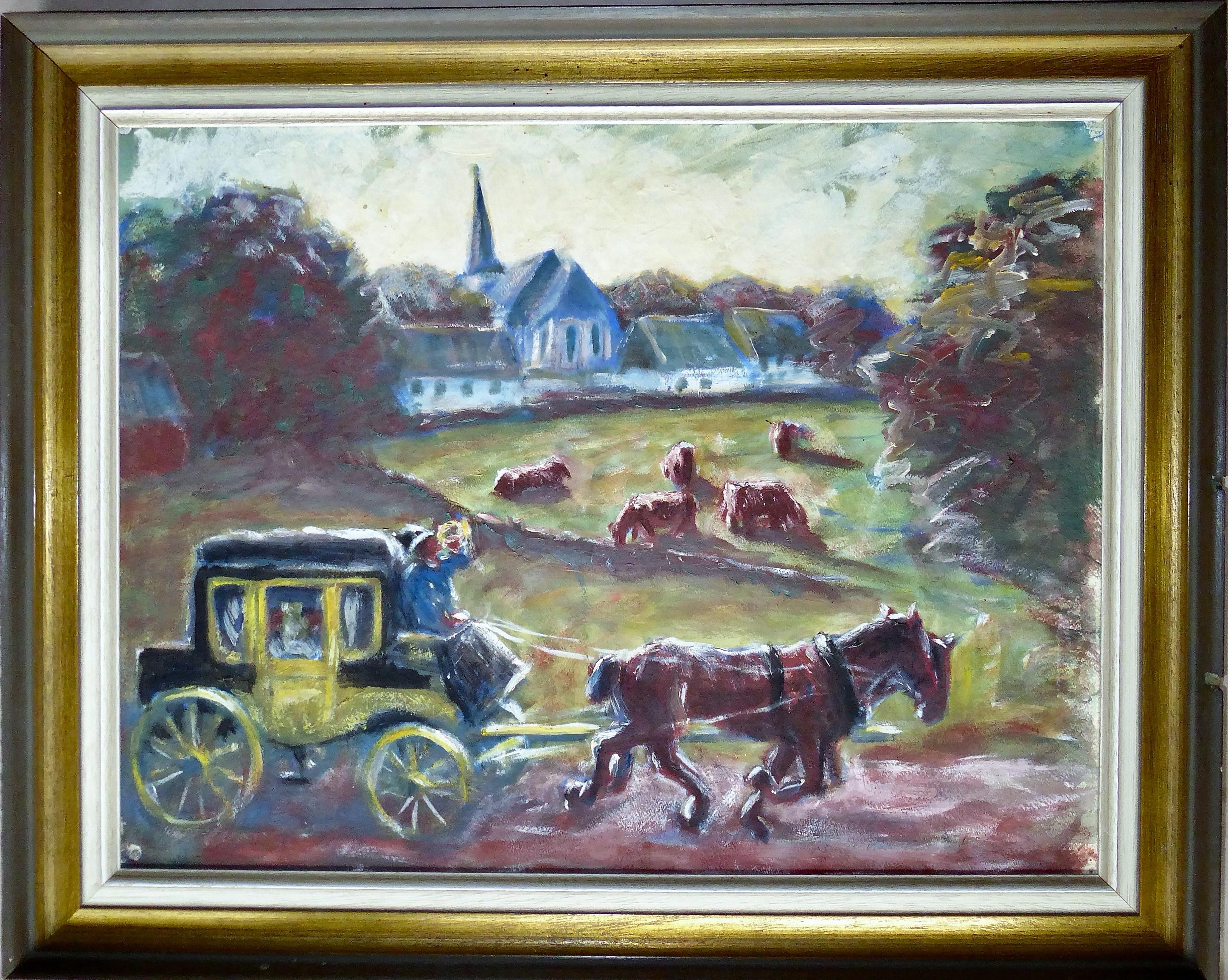 Gemälde Heinz Wever